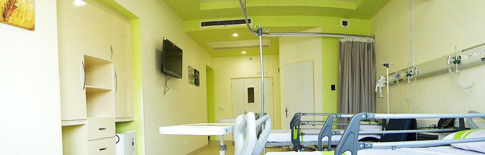 بخش جراحی - داخلی ناظران