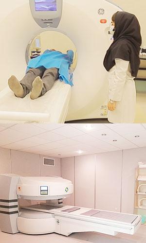 آزمایشگاه بیمارستان ناظران